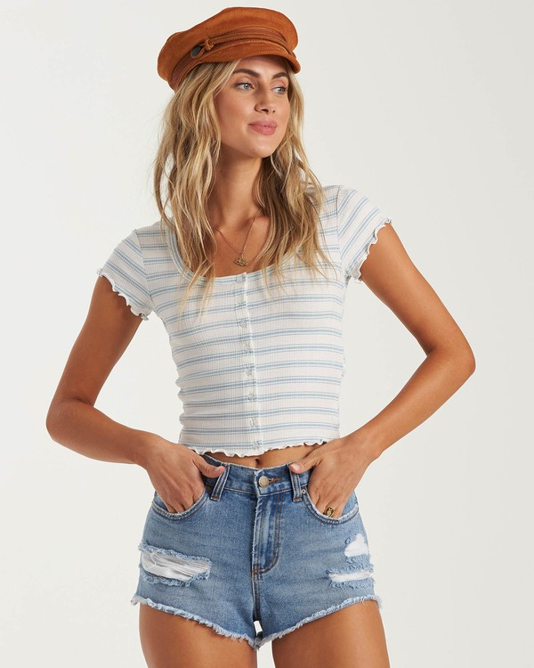0 Sweet Sun Top Multicolor J9213BSW Billabong