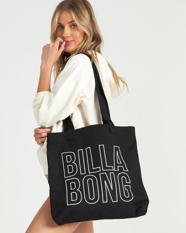 0 Legacy Tote Bag Black JABG1BLE Billabong