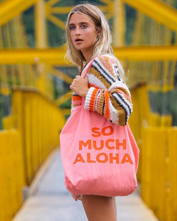 0 Surf Tote Bag Red JABG1BSU Billabong