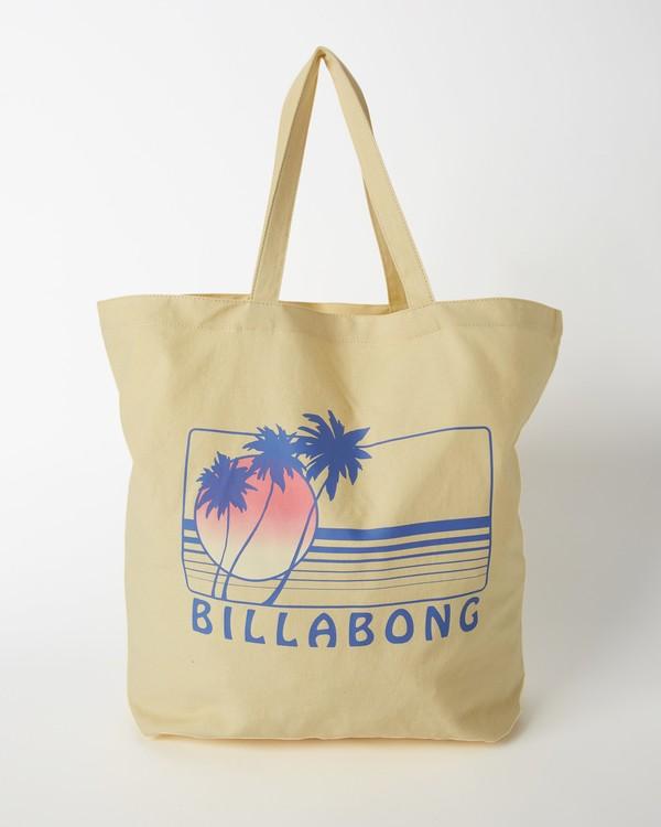 0 Surf Tote Bag Yellow JABG1BSU Billabong