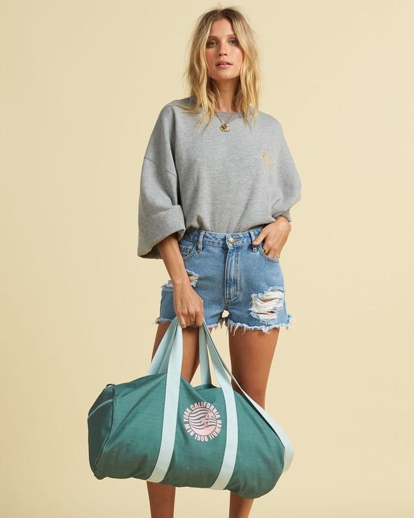 0 Salty Blonde Stay Salty Weekender Bag Multicolor JABG3BST Billabong