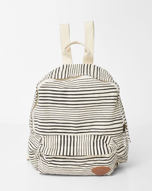 0 Mini Mama Backpack White JABGQBMI Billabong