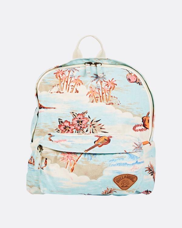 0 Mini Mama Backpack Blue JABGQBMI Billabong