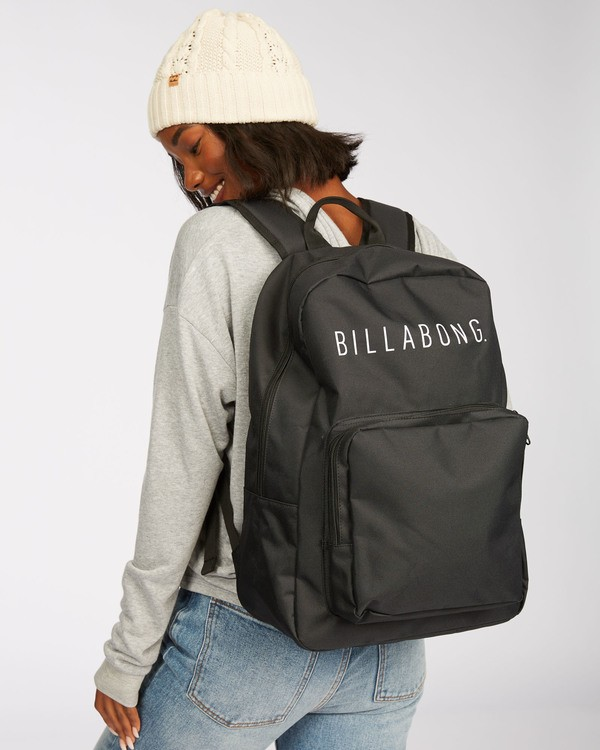 0 Infinity Backpack Black JABK3BIN Billabong