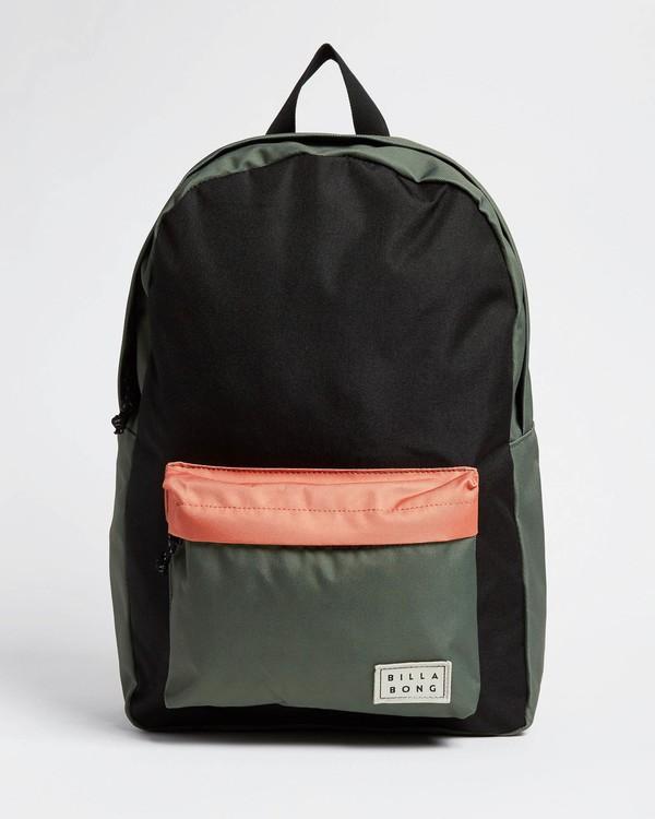 0 Next Time Backpack Brown JABK3BNE Billabong