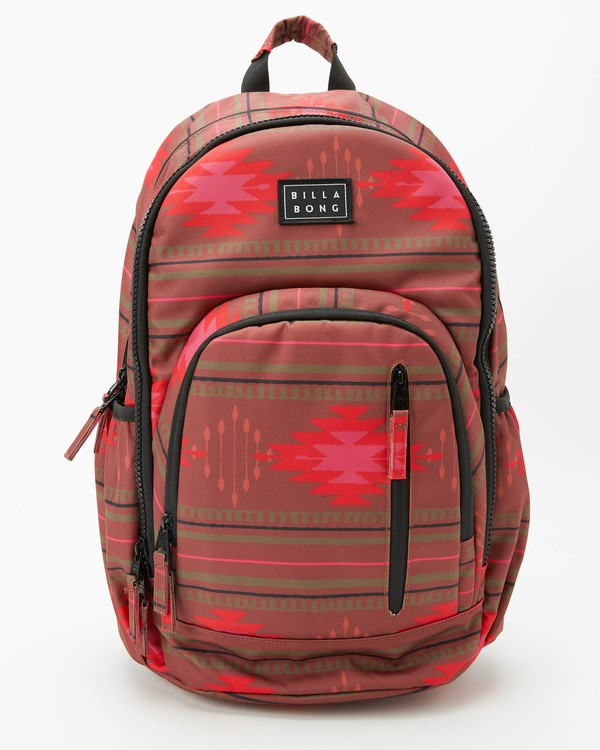 0 Roadie Backpack Brown JABK3BRB Billabong