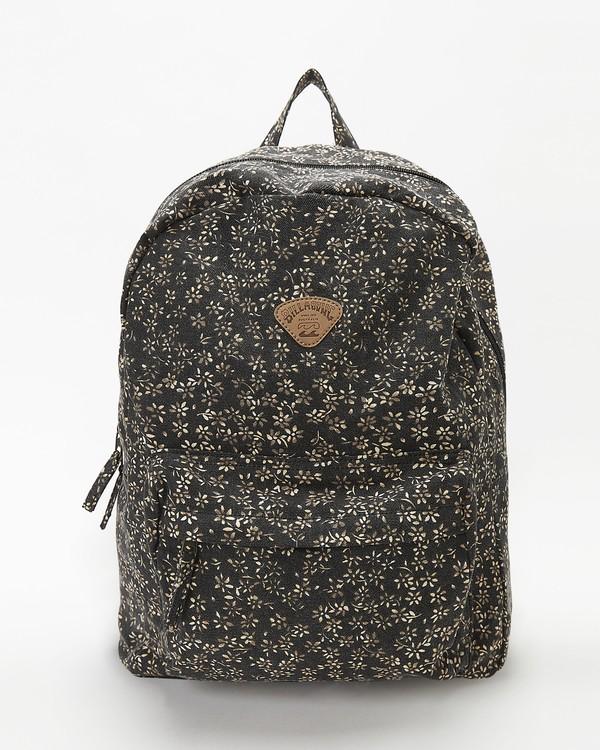 0 Schools Out Backpack Brown JABK3BSC Billabong