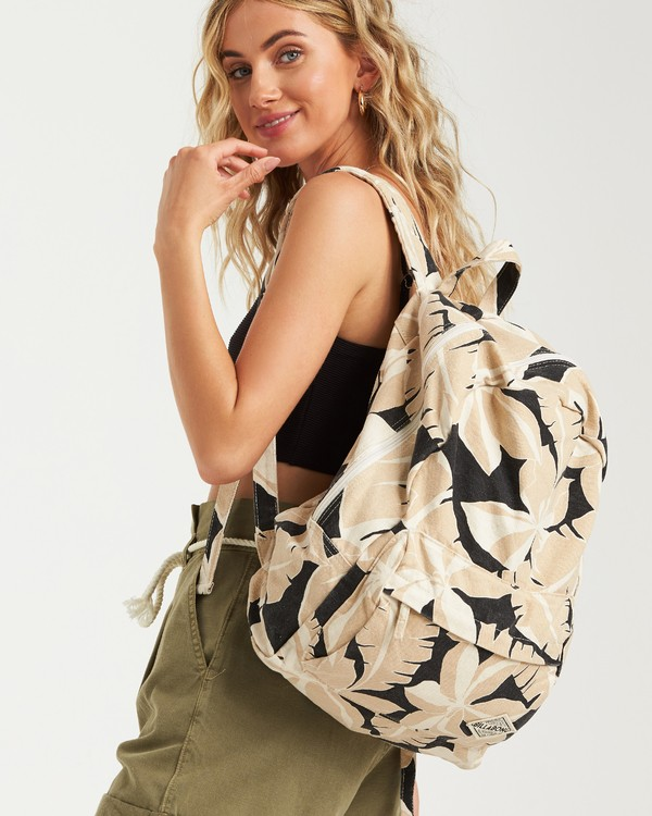 0 Hand Over Love Backpack Beige JABKCHAN Billabong
