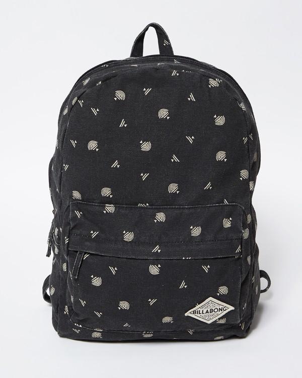 0 Hand Over Love Backpack Black JABKCHAN Billabong