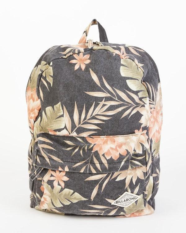 0 Hand Over Love Backpack Green JABKCHAN Billabong