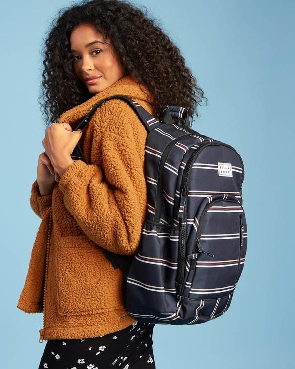 0 Roadie Backpack Black JABKLROA Billabong