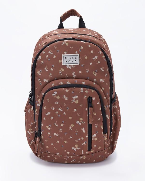 0 Roadie Backpack Brown JABKLROA Billabong