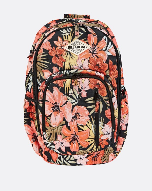 0 Roadie Backpack Pink JABKLROA Billabong