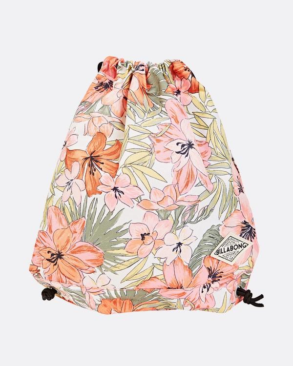 0 What A Cinch Backpack Green JABKTBWH Billabong