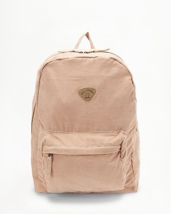 0 Schools Out Corduroy Backpack Multicolor JABKVBSC Billabong