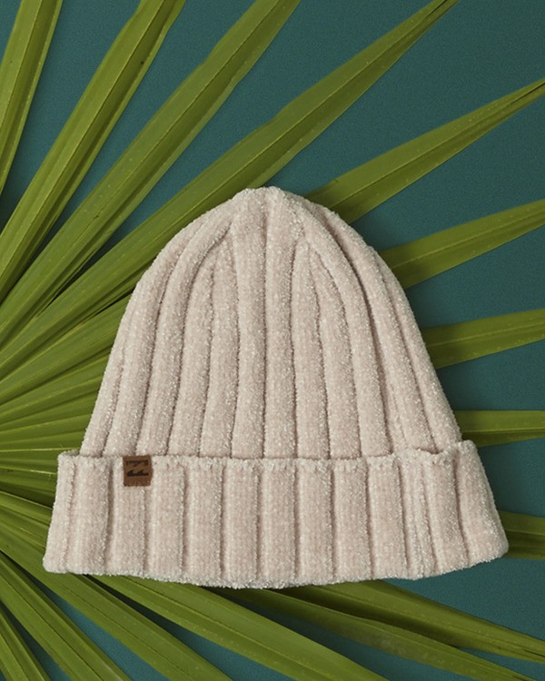 0 Warm Up Chenille Beanie Beige JABNQBWA Billabong