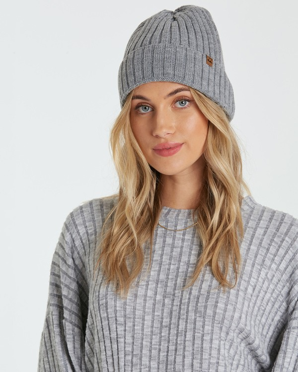 0 Cara Beanie Grey JABNWBCA Billabong