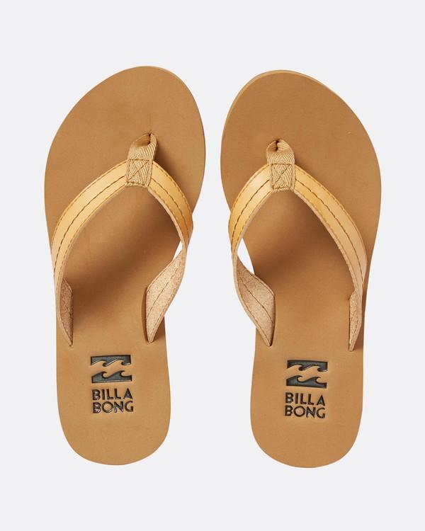 0 Azul Sandal Yellow JAFTKAZU Billabong