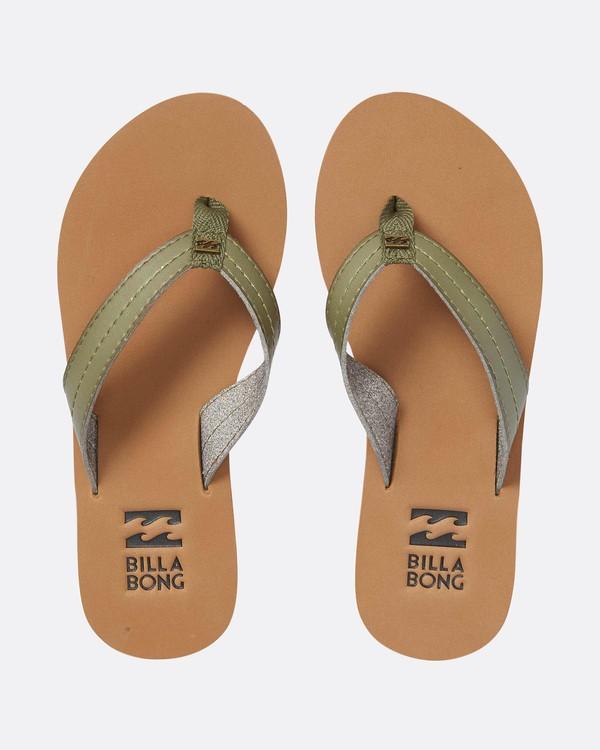 0 Azul Sandal Green JAFTKAZU Billabong