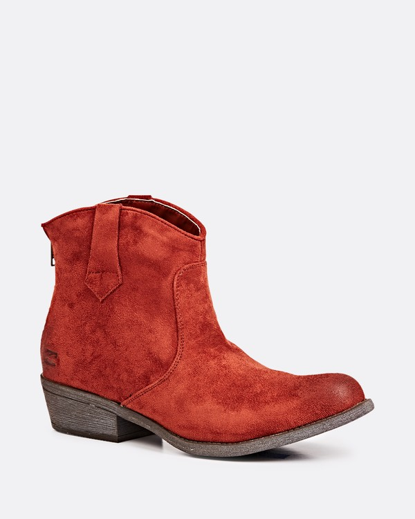 0 Izzy Booties Red JAFTLIZZ Billabong