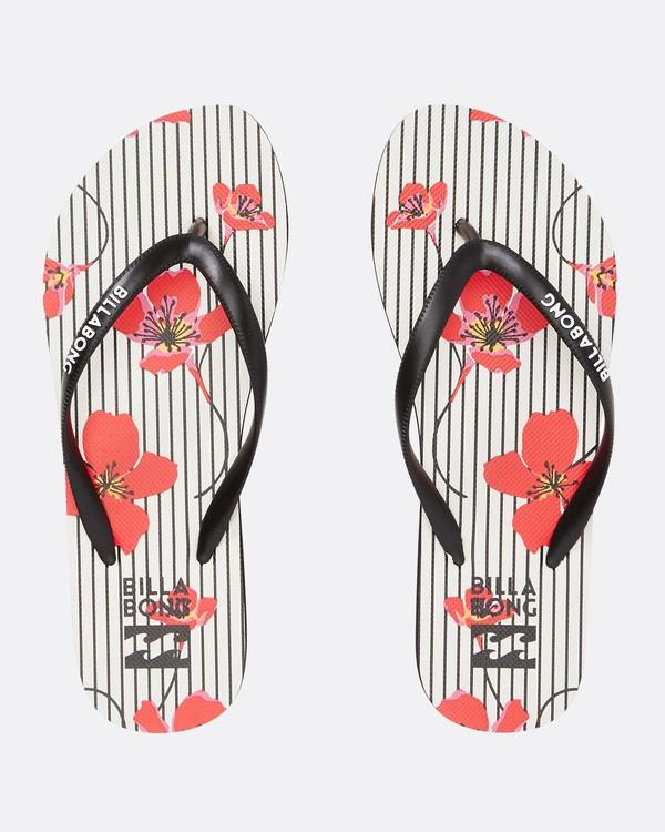 0 Dama Sandal Red JAFTMDAM Billabong