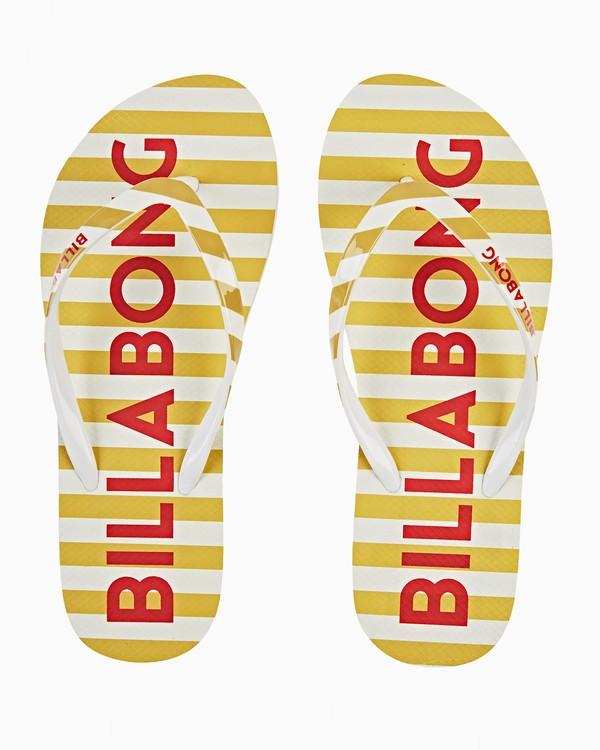 0 Dama Sandal Yellow JAFTMDAM Billabong
