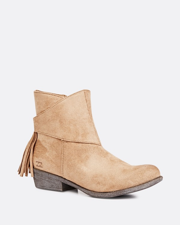 0 Levy Boots Beige JAFTMLEV Billabong