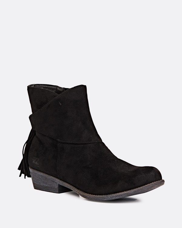 0 Levy Boots Black JAFTMLEV Billabong