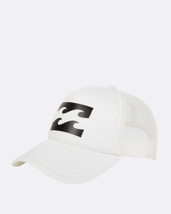 0 Billabong Trucker Hat Beige JAHTDBIL Billabong