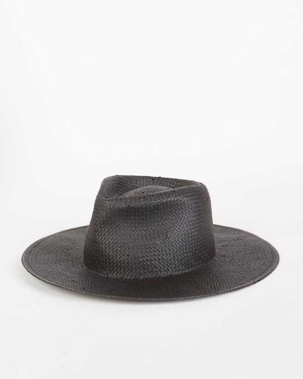 0 Desert Palms Straw Hat Black JAHW1BDE Billabong