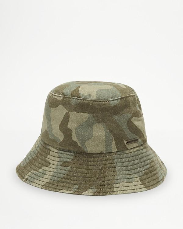 0 Still Single Hat Green JAHW3BST Billabong