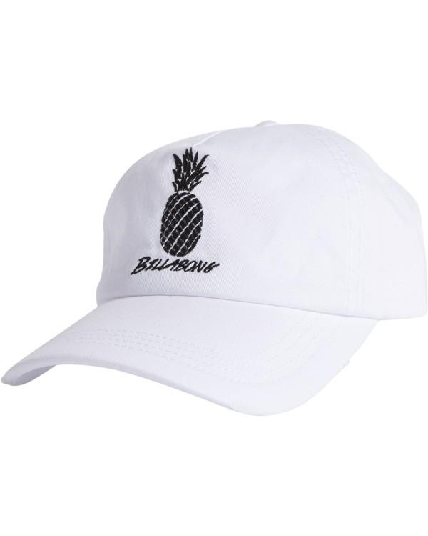 0 Surf Club Baseball Cap Beige JAHWNBSU Billabong