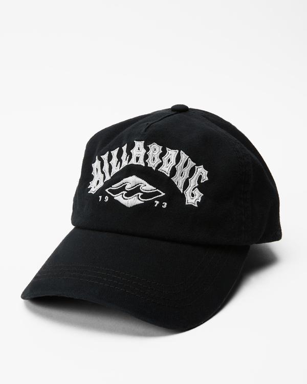 0 Surf Club Baseball Cap Black JAHWNBSU Billabong