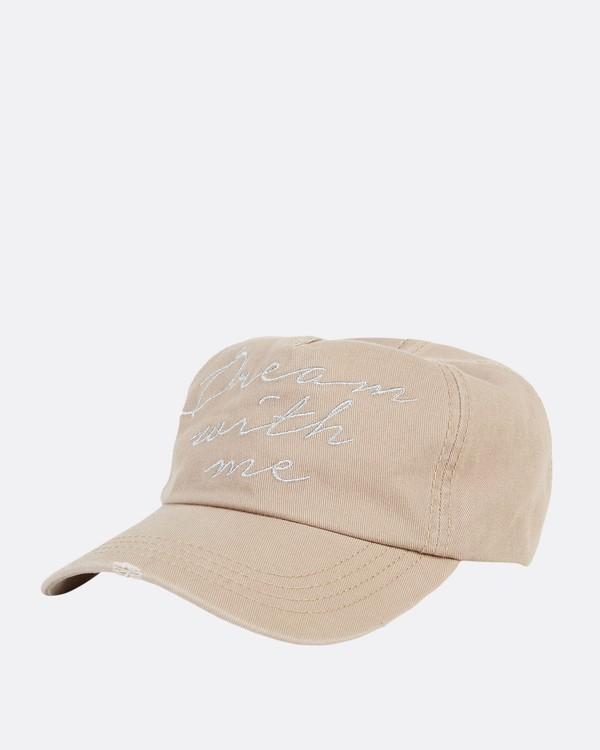 0 Surf Club Baseball Cap Grey JAHWNBSU Billabong