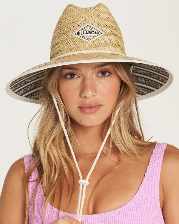 0 Tipton Beach Hat Yellow JAHWNBTI Billabong