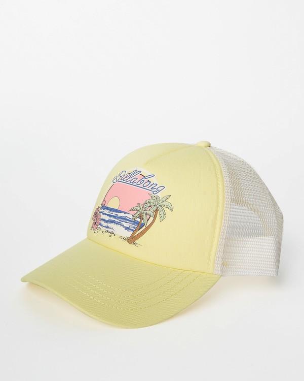 0 Aloha Forever Trucker Hat Multicolor JAHWQBAL Billabong