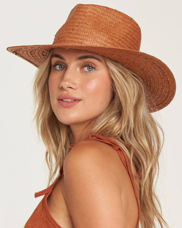 0 Be You Straw Hat  JAHWTBBE Billabong