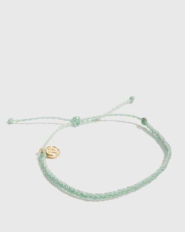 0 Mini Braided Ast Bracelet Blue JAJWXBMB Billabong