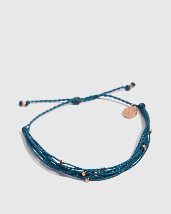 0 Rose Gold Malibu Bracelet Blue JAJWXBMR Billabong