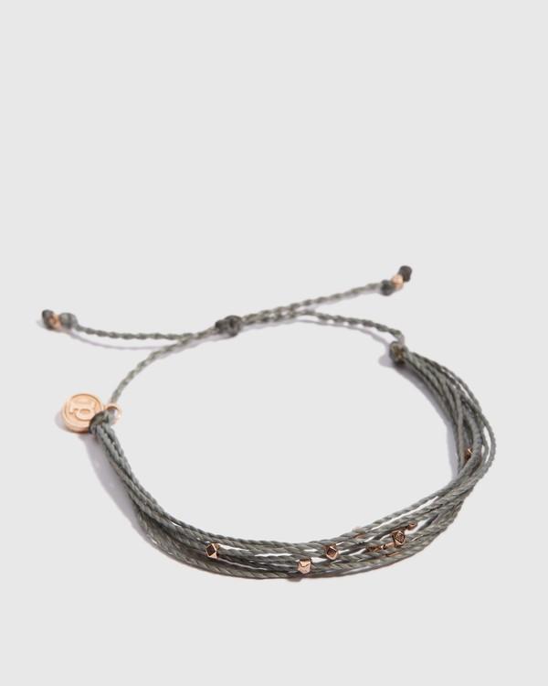 0 Rose Gold Malibu Bracelet  JAJWXBMR Billabong