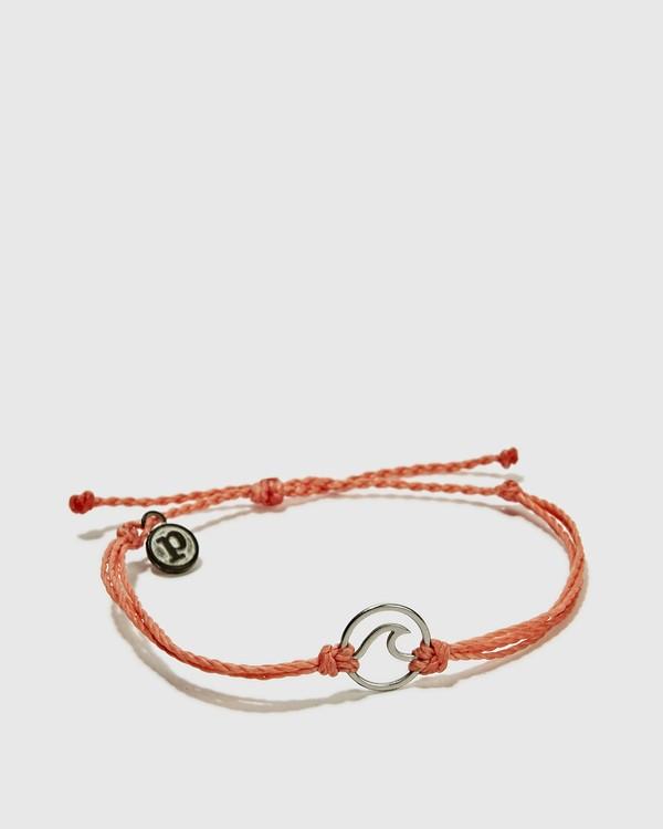 0 Silver Wave Bracelet  JAJWXBWA Billabong