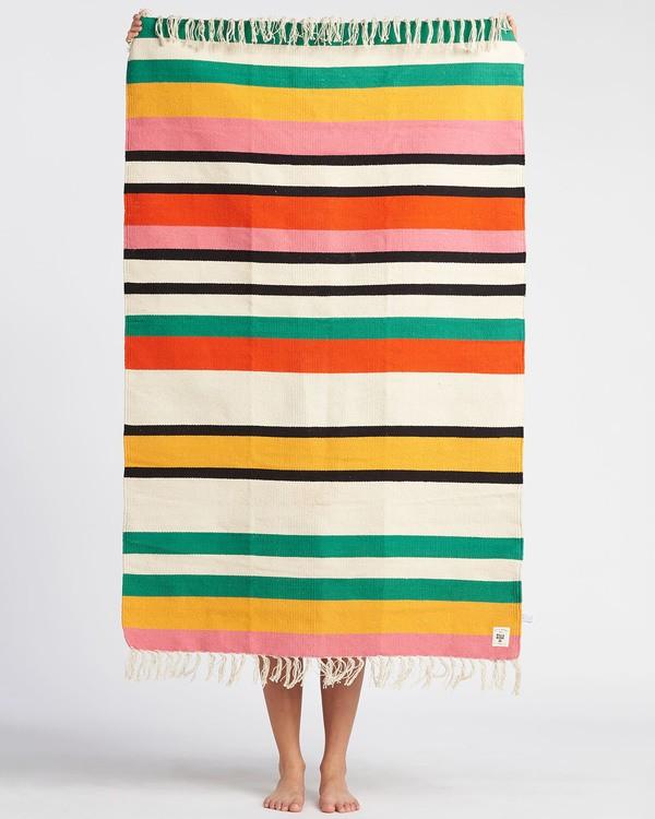 0 To Shine Beach Blanket Black JAMC1BTO Billabong