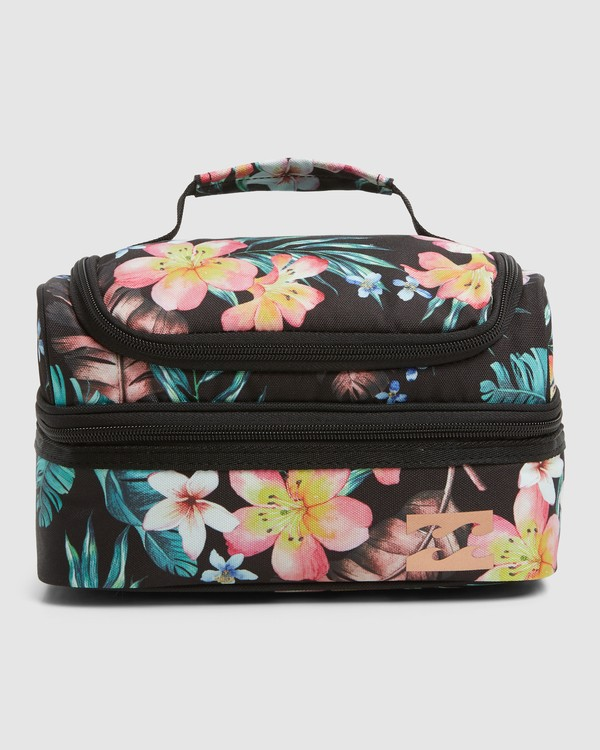 0 Eden Lunchbox Black JAMC3BED Billabong