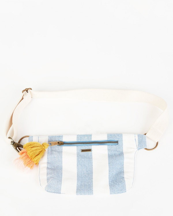 0 Sun Fade Belt Bag Blue JATV1BSU Billabong