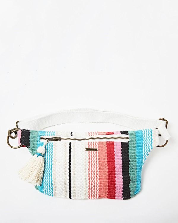 0 Sun Fade Belt Bag Pink JATV1BSU Billabong