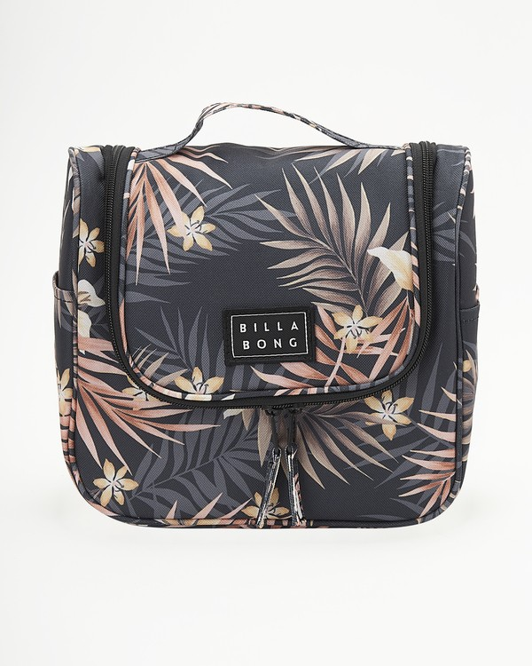 0 Travel Beauty Bag Black JATV3BTB Billabong