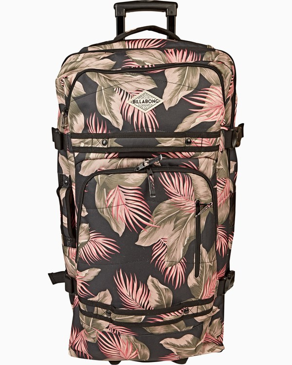 0 Keep It Rollin 110L Bag Green JATVQBKE Billabong