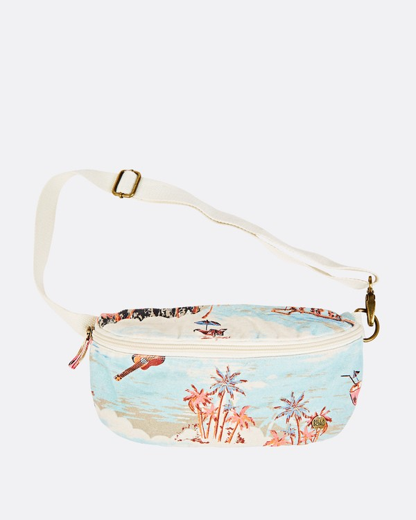 0 Surfs Up Waist Pack Blue JATVTBSU Billabong