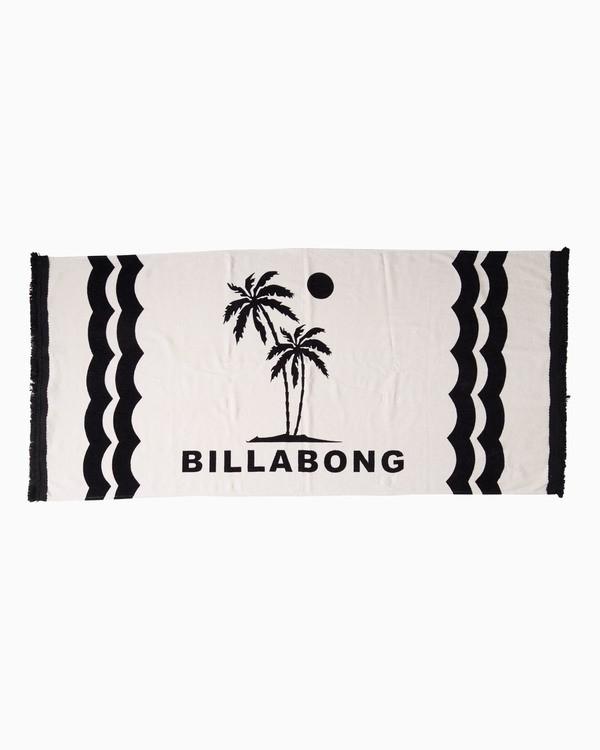 0 Palms Towel White JATW1BPA Billabong