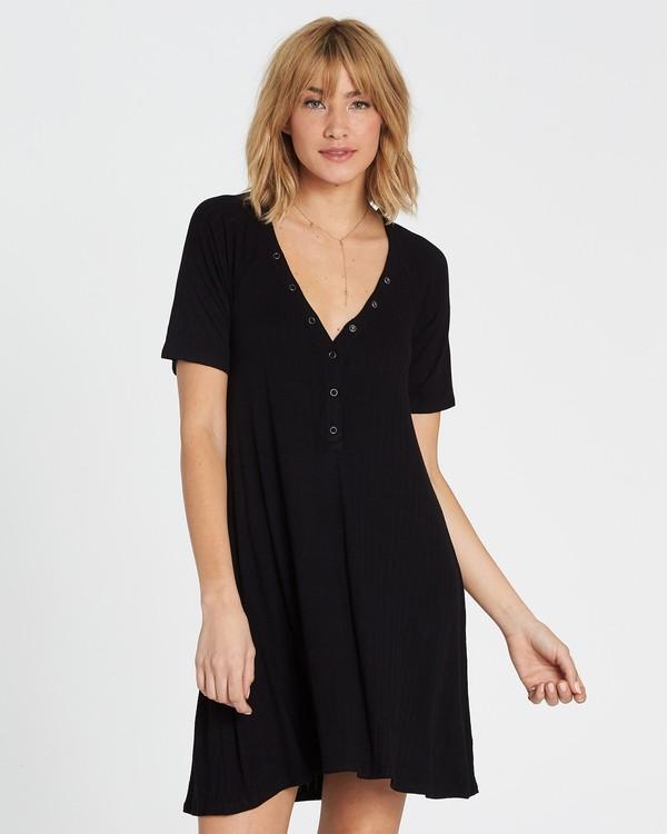 0 Hide Away Knit Dress  JD01SBHI Billabong